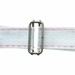 Hebilla unión cinta 40mm cerco eléctrico