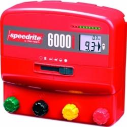 Energizador Cerco Eléctrico Speedrite 6000i DUAL