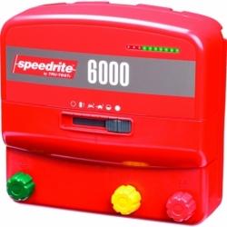 Energizador Cerco Eléctrico Speedrite 6000 DUAL