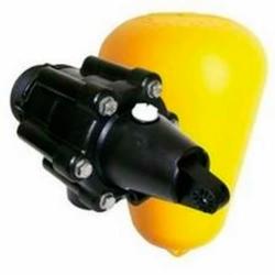 Válvula VORTEX BA 50mm con flotador