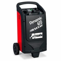 Cargador Batería / Partidor Dynamic 620 - 12/24V 570A