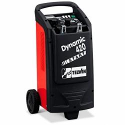 Cargador Batería / Partidor Dynamic 420 - 12/24V 400A