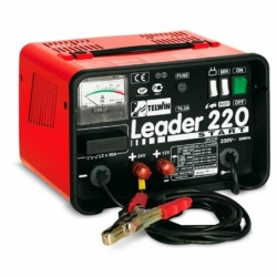 Cargador Batería / Partidor  Leader 220  - 30A