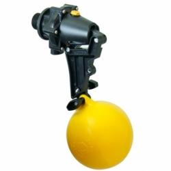 Válvula TOPAZ 20 mm con DETACH con flotador