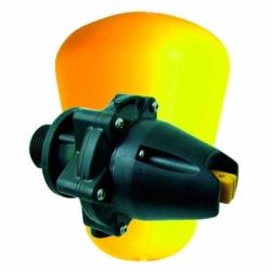 Válvula MEGAFLOW 25 mm con DETACH con flotador