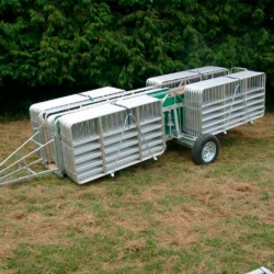 Corral Aluminio Super Ovejas 16' (5m)